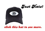 JUST HATS HERE