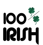 100 PERCENT IRISH
