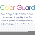 Color Guard Rainbow