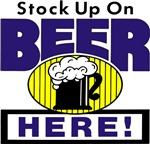 Stock up on Beer