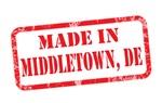 MADE IN MIDDLETOWN, DE