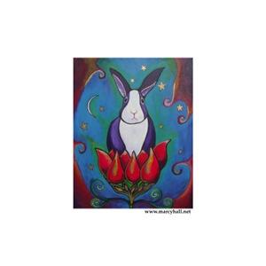 Marcy Hall's Lotus Rabbit