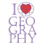 Geography T-Shirts and Gifts
