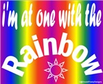 One with the Rainbow Design