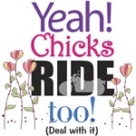 For Lady Riders