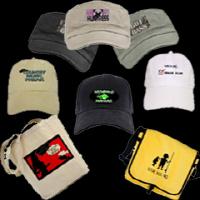 HATS - BAGS - APRONS