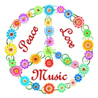 <b>PEACE LOVE MUSIC</b>