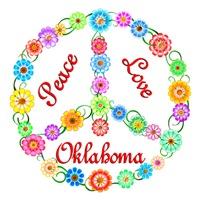 <b>PEACE LOVE OKLAHOMA</b>