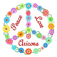 <b>PEACE LOVE ARIZONA</b>