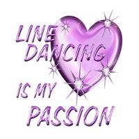 <b>LINE DANCING IS MY PASSION</b>