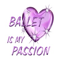 <b>BALLET IS MY PASSION</b>
