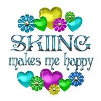 <b>SKIING HAPPINESS</b>