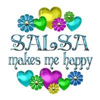 <b>SALSA HAPPINESS</b>
