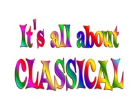 <b>ALL ABOUT CLASSICAL</b>