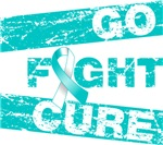 Cervical Cancer Go Fight Cure Shirts