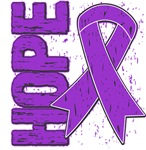 Pancreatic Cancer Hope Ribbon Shirts