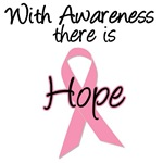 Hope Breast Cancer T-Shirts & Gifts