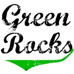Green Rocks For The Enviromment T-Shirts & Gifts