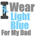 I Wear Light Blue For My Dad T-Shirts & Gifts