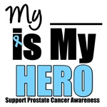 Prostate Cancer Hero Awareness T-Shirts & Gifts
