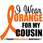 I Wear Orange For My Cousin T-Shirts & Gifts