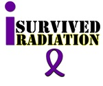 I Survived Radiation Pancreatic Cancer T-Shirts
