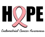 Hope Endometrial Cancer Awareness T-Shirts