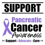 Support Pancreatic Cancer Awareness T-Shirts