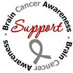 Brain Cancer Support Shirts & Gifts