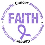 Pancreatic Cancer Faith Shirts & Gifts