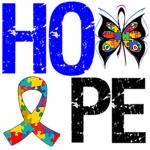 Autism Hope Shirts & Gifts