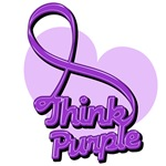 Fibromyalgia Think Purple