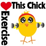This Chick Loves Exercise