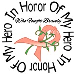 Uterine Cancer In Honor Hero