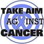 Take Aim Against Stomach Cancer Shirts & Gifts