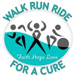 Cervical Cancer Walk Run Ride