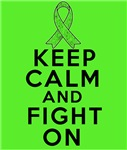 Lymphoma Keep Calm Fight On Shirts
