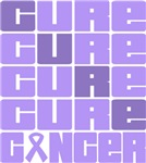 CURE General Cancer Collage Shirts