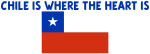 CHILE IS WHERE THE HEART IS