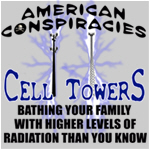 Cell Towers - T-Shirt