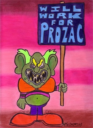 Will work for prozac