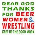 Beer Women and Sports