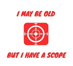 Old People Need Rifle Scopes