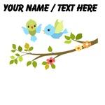 Custom Cartoon Birds