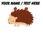 Custom Cartoon Porcupine
