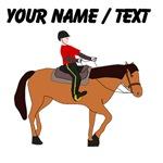 Custom Horseback Rider