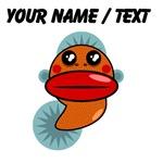 Custom Funny Fish