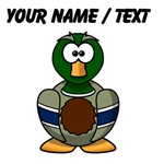 Custom Cartoon Duck
