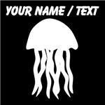 Custom White Jellyfish