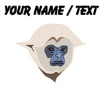 Custom Gibbon Monkey